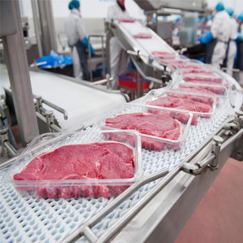 meat, poultry, seafood industries
